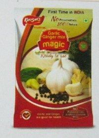 Khushi'S Garlic Ginger Mix Magic