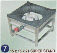 Super Stand One Burner Cooking Gas Range
