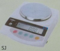 Jewelery Scales With Tuning-Fork Sj Series
