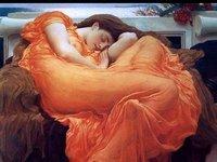 Sleeping Lady Paintings