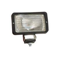 Rectangular Work Lamp With Mounting