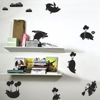 Trendy Wall Stickers