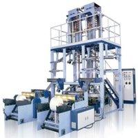 Industrial Twin Film Blowing Extruder Machine
