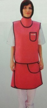 Vest & Skirt With Thyroid X-Ray Protection