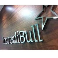 3d Steel Glow Sign Board