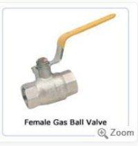 Female Gas Ball Valve