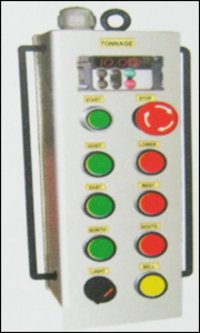 Wired Remote With Tonnage Display