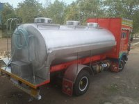Durable Road Milk Tanker
