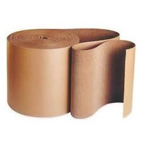 Corrugated Single Face Paper Rolls