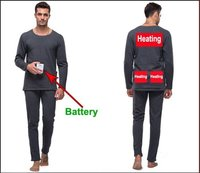 Men Winter Thermal Underwear Set
