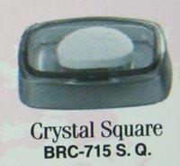 Crystal Square Soap Dish