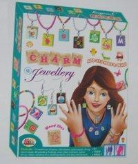 Kids Craft Kit (Charm Jewellery)