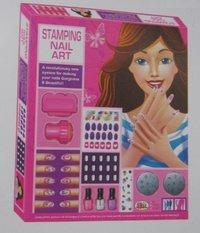 Kids Craft Kit (Stamping Nail Art)
