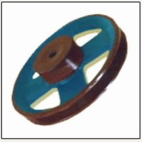 Durable Machinery Pulley