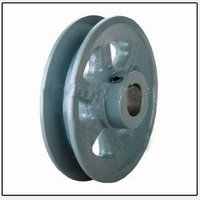 Rugged Design Machinery Pulley