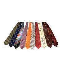 Silk Printed Neckties Ties
