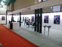 Exhibition Stalls Fabrication Service