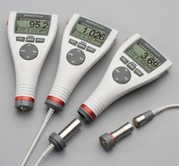 Coating Thickness Gauge And Elcometer