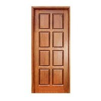 Solid Pvc Panel Door
