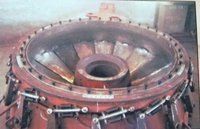 Conical Guide Vane Apparatus
