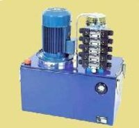 Reliable Hydraulic Power Pack