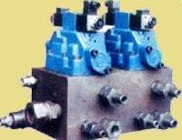 Hydraulic Manifold Block With Valves