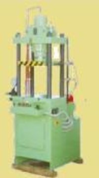 Industrial Hydraulic Pillar Press