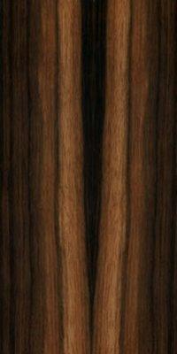 Natural Decorative Ebony Veneer