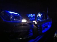 LED Grill Light (Leo Car )