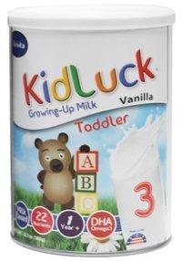 KidLuck Nutrition Powder Milk