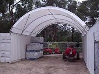 Fabric Dome Shelters