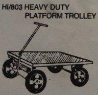 Heavy Duty Platform Trolley (HI-803)