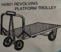 Revolving Platform Trolley (HI-801)