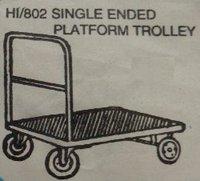 Single Ended Platform Trolley (HI-802)
