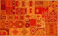 Attractive Patchwork Rugs