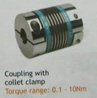 Coupling With Collet Clamp