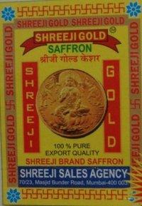 Shreeji Gold Saffron