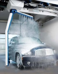 Touch Free Automatic Car Wash System