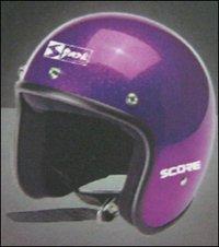 Injection Molded Score Helmet