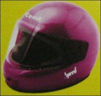 Purple Helmet