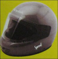 Super Black Helmet