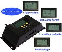 Solar Power Controller For Street Light Control 12V 10A