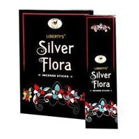 Silver Flora Incense Sticks