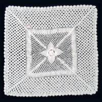 Designer Crochet Pillow Covers