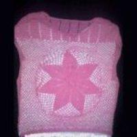 Fancy Ladies Crochet Top