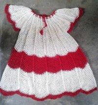 Kids Crochet Frocks