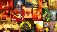 Oil Paintings And Portraits