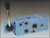 Lever Operated Pressure Holding Dcv Dls 10