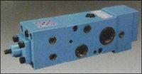 Solenoid Pilot Operated Pressure Holding Dcv Des 20