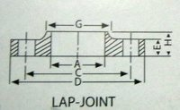 Lap-Joint Flanges